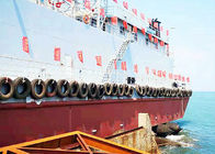 Recycled Ship Launching Airbags Round Inflatable Mandrell High Performance