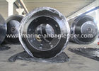 Turning Dolphines Commercial Steel Pile Foam Filled Donut Fender