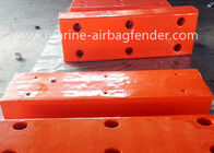 Square Flat Foam Filled Fenders For Quay And Bridge Piers Protection