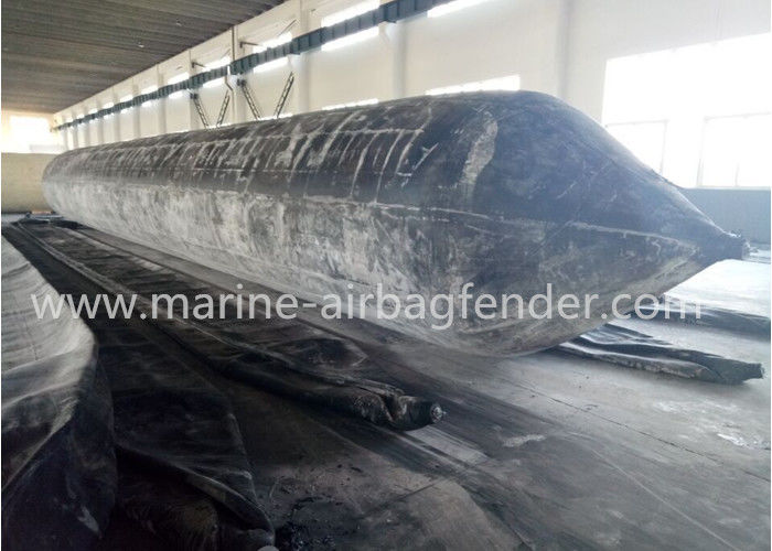 2m*12m Heavy Duty Ship Launching Airbags Durable Rubber Used In Shipyards
