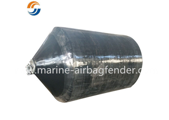 Professional Foam Filled Fenders Protective Eva Floating Buoy Low Reaction